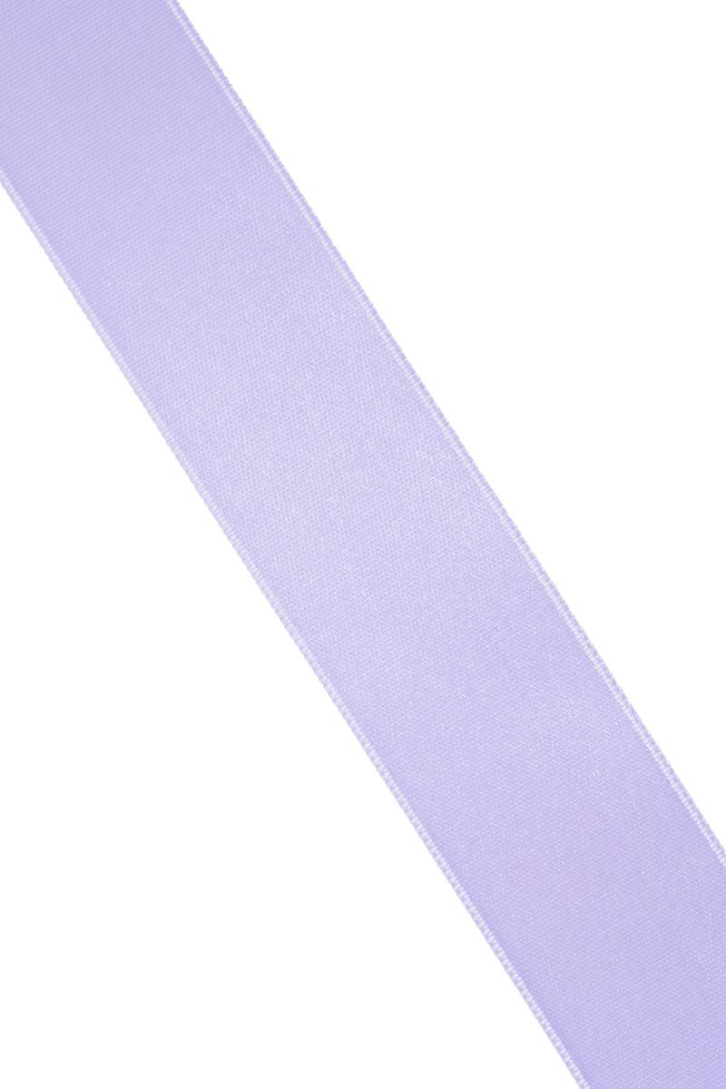 Лента атласная Prym, цвет: светло-сиреневый, ширина 25 мм, длина 25 м106-026Атласная лента Prym изготовлена из 100% полиэстера. Область применения атласной ленты весьма широка. Изделие предназначено для оформления цветочных букетов, подарочных коробок, пакетов. Кроме того, она с успехом применяется для художественного оформления витрин, праздничного оформления помещений, изготовления искусственных цветов. Ее также можно использовать для творчества в различных техниках, таких как скрапбукинг, оформление аппликаций, для украшения фотоальбомов, подарков, конвертов, фоторамок, открыток и многого другого.Ширина ленты: 25 мм.Длина ленты: 25 м.