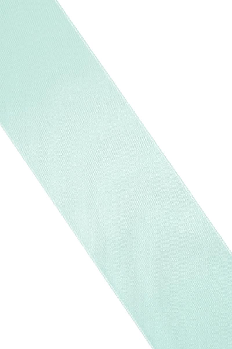 Лента атласная Prym, цвет: мятный, ширина 50 мм, длина 25 м55052Атласная лента Prym изготовлена из 100% полиэстера. Область применения атласной ленты весьма широка. Изделие предназначено для оформления цветочных букетов, подарочных коробок, пакетов. Кроме того, она с успехом применяется для художественного оформления витрин, праздничного оформления помещений, изготовления искусственных цветов. Ее также можно использовать для творчества в различных техниках, таких как скрапбукинг, оформление аппликаций, для украшения фотоальбомов, подарков, конвертов, фоторамок, открыток и многого другого.Ширина ленты: 50 мм.Длина ленты: 25 м.