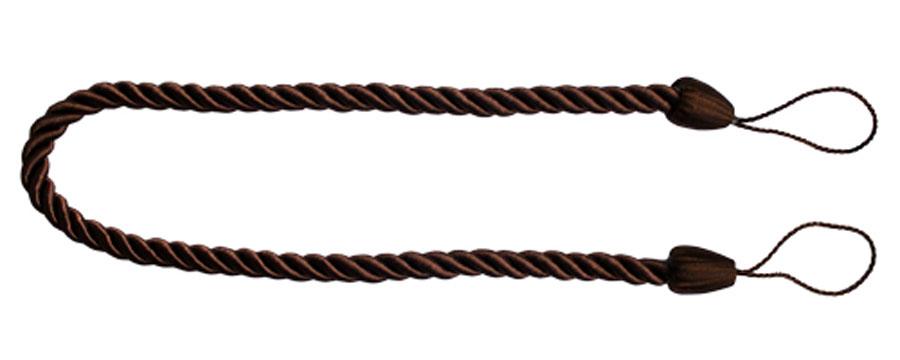 Подхват для штор Goodliving Шнур, цвет: коричневый (16), 2 шт7711742_16 коричневыйПодхват для штор Goodliving Шнур выполнен в виде витого шнура, на обоих концах которого имеются петли для крепления подхвата на крючок.Подхват - это основной вид фурнитуры в декоре штор, сочетающий в себе не только декоративную функцию, но и практическую - регулировать поток света. Подхваты способны украсить любую комнату.Длина подхвата: 52 см. Диаметр подхвата: 1,5 см.