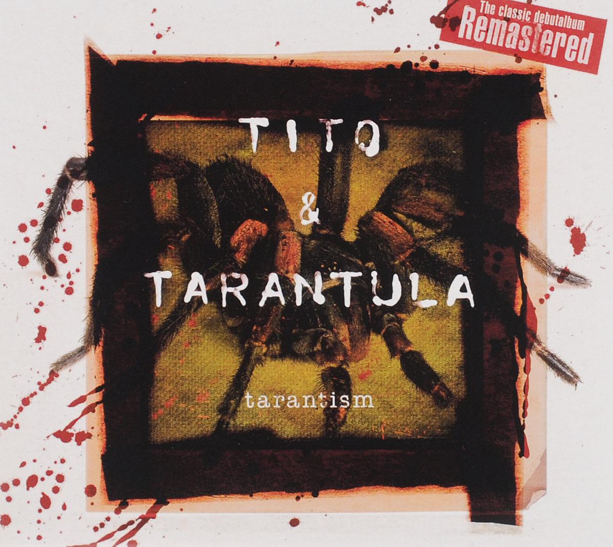 Tito & Tarantula. Tarantism