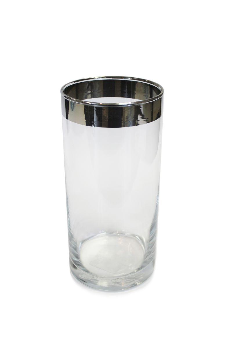 Ваза Proffi Home Серебро, высота 30 смFS-91909Оригинальный дизайн вазы Proffi Home Серебро придется вам по вкусу. Вы можете поставить вазу в любом месте, где она будет удачно смотреться и радовать глаз. Такая ваза подойдет и для цветов, и для декора интерьера. Кроме того - это отличный вариант подарка для ваших близких и друзей.