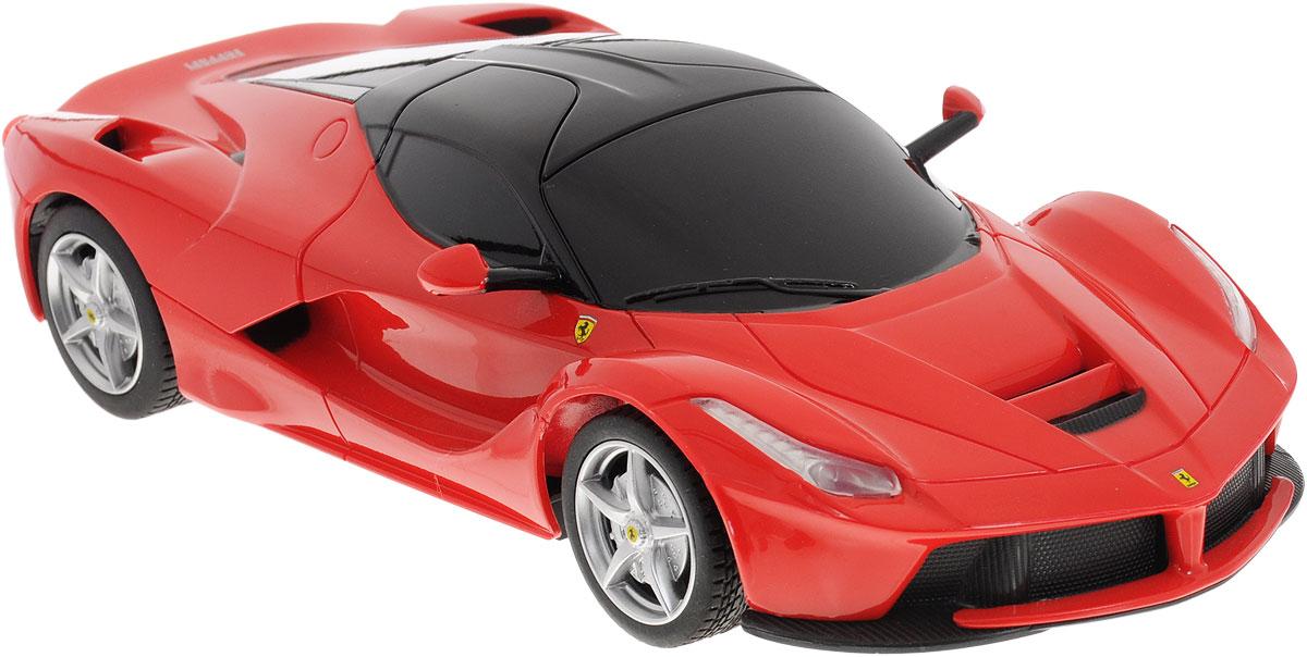Rastar Радиоуправляемая модель Ferrari LaFerrari цвет красный масштаб 1:24