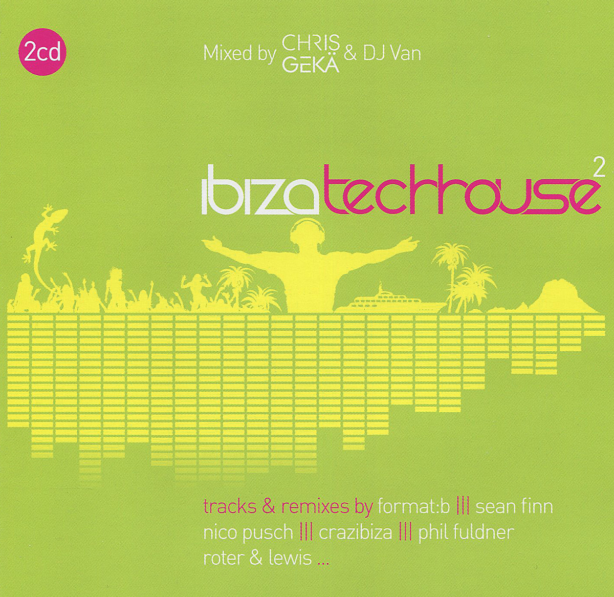 Ibiza Tech-House 2 (2 CD)