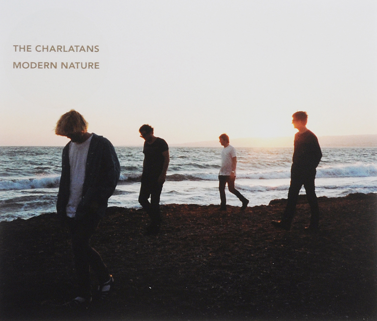The Charlatans The Charlatans. Modern Nature the giver