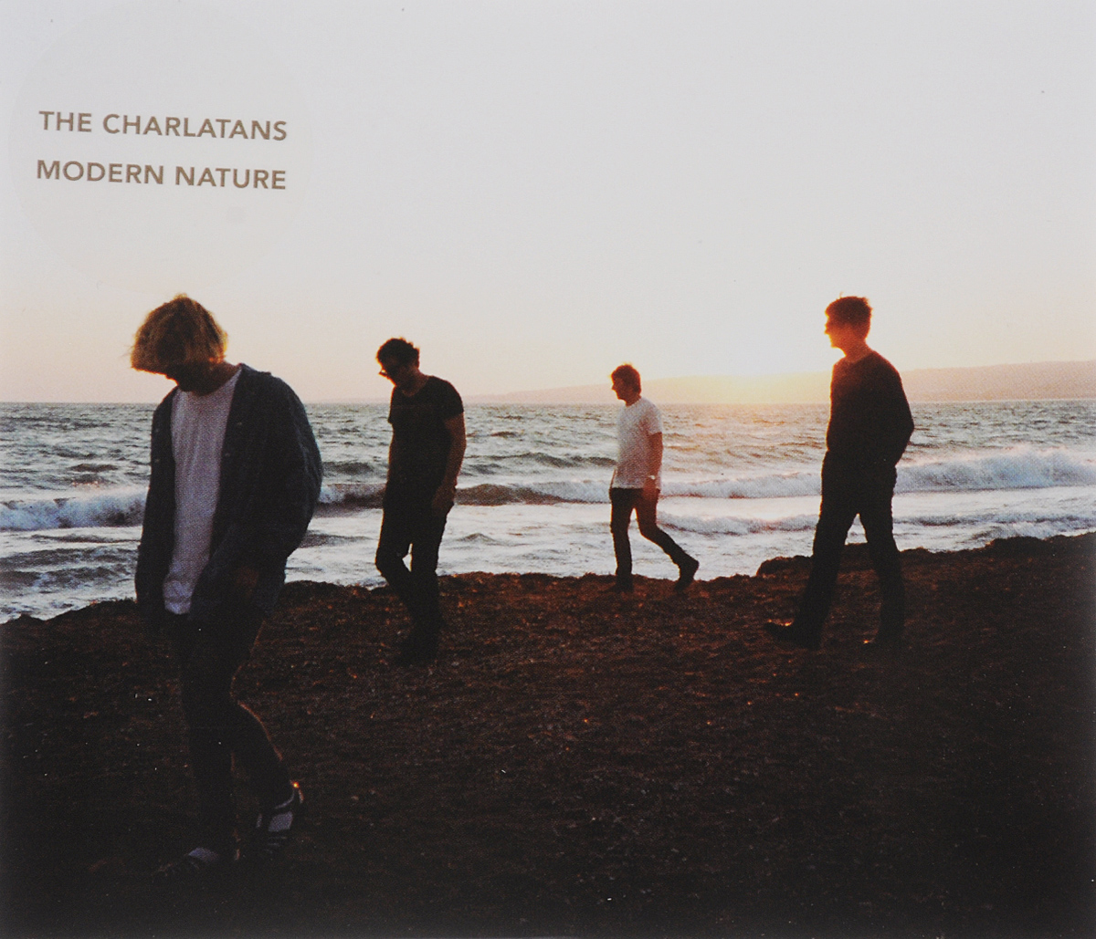 The Charlatans The Charlatans. Modern Nature (2 CD) the heir