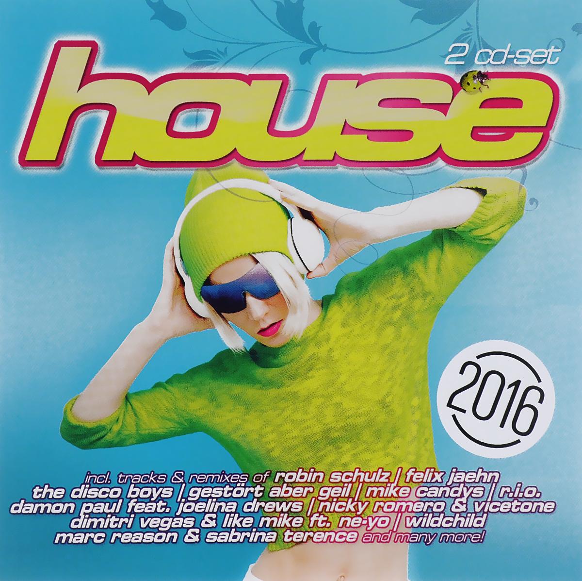 House 2016 (2 CD)