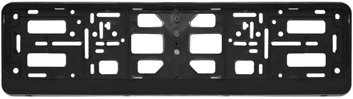 Рамка под номер Phantom РН5371, цвет: черныйВетерок 2ГФРамка под номер Phantom РН5371, изготовленная из прочного эластичного пластика, предназначена для удобной установки номерных знаков на автомобиль. Конструкция открытия рамки - книжка. Данная конструкция обладает надежным креплением номерного знака по всему контуру. Благодаря гибкому и прочному материалу рамка способна принимать форму монтажной поверхности. Рамка сохраняет свои свойства при температуре от -30°C до +30°C. Подходит к любым автомобилям. Цена за 1 шт. товара. Характеристики:Материал: морозостойкий композит на основе полистирола. Размер рамки: 52 см х 13,5 см х 1,3 см. Артикул: PH5371. УВАЖАЕМЫЕ КЛИЕНТЫ! Обращаем ваше внимание на возможные изменения в дизайне надписи на рамке, связанные с ассортиментом продукции. Поставка осуществляется в зависимости от наличия на складе.