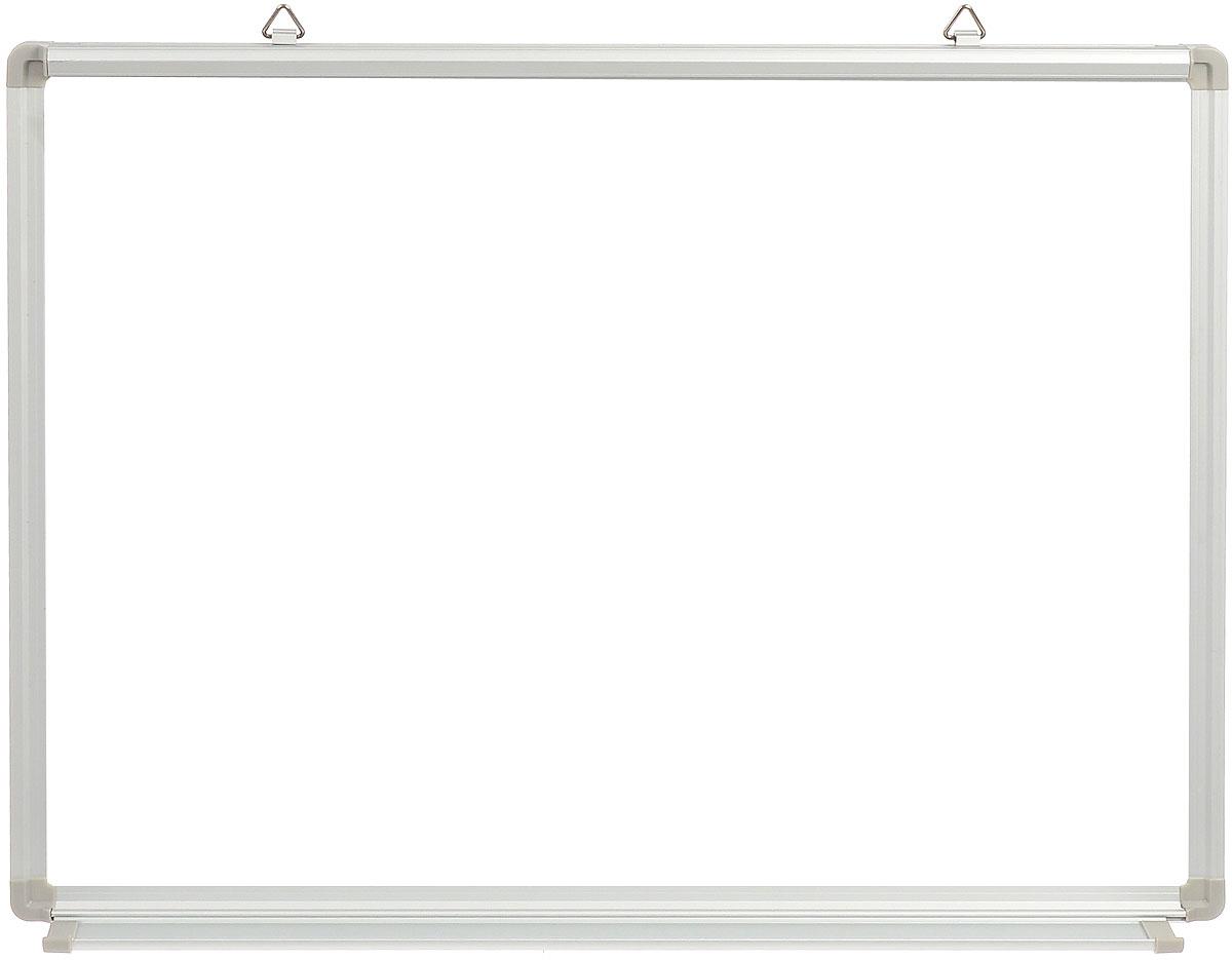 Доска магнитно-маркерная Index, 45 см х 60 см. IWB-212PP-219Магнитно-маркерная доска Index с лакированной поверхностью предназначена для проведения презентаций, тренингов и для информирования. Доска имеет изящную алюминиевую раму с зажимом EasyGrip, позволяющим размещать и бумажную информацию. Также информация размещается при помощи магнитов или маркеров, след от которых легко стирается даже сухой тряпкой. В комплект входит полочка для маркеров и 4 магнита. Доска крепится к стене при помощи 2 шурупов (входят в комплект) и имеет 2 металлические петли для подвешивания. Характеристики:Размер доски: 45 см x 60 см. Материал: алюминий, металл. Размер упаковки: 71 см x 46,5 см x 3 см. Изготовитель: Китай.
