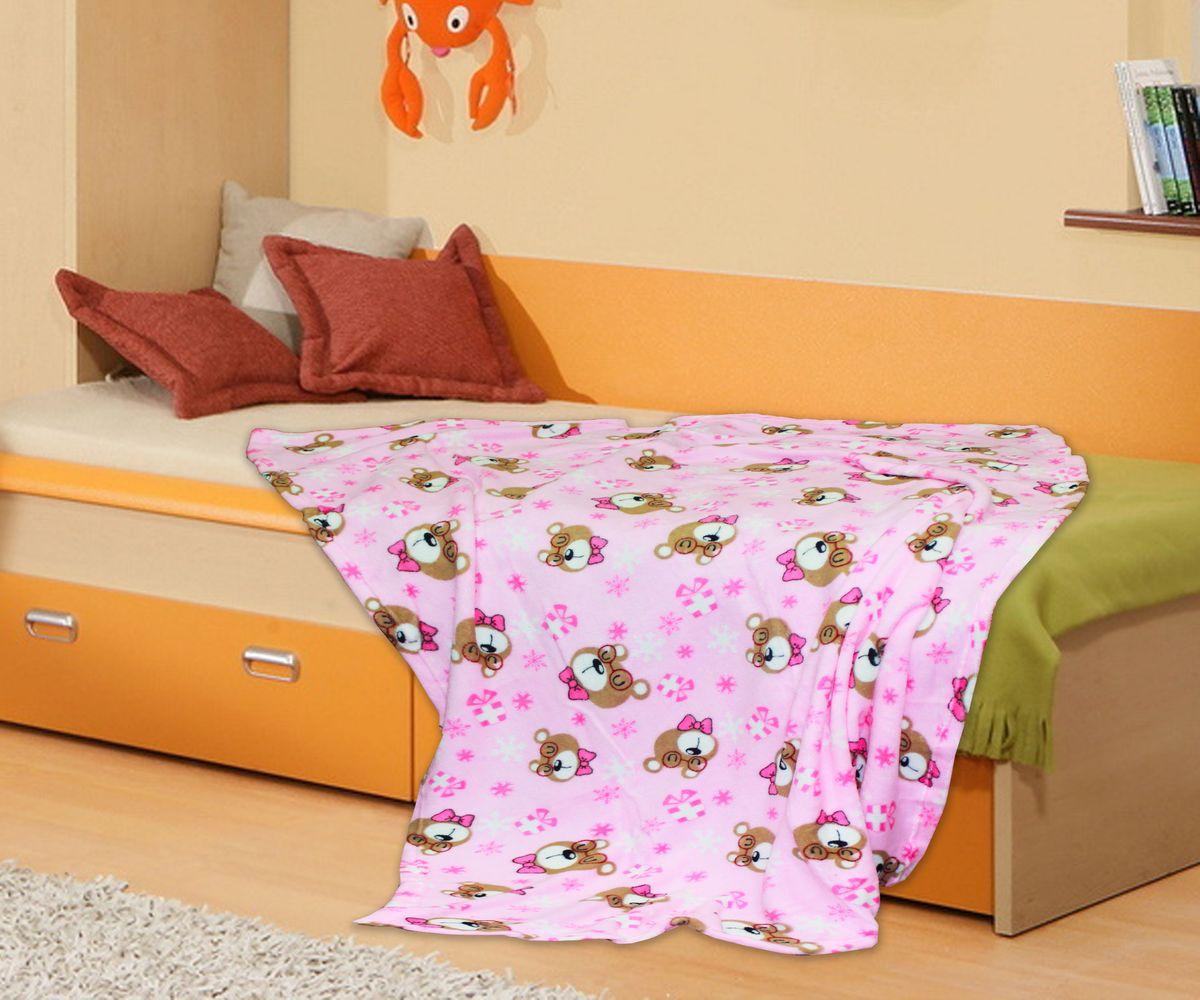 Amore Mio Плед Fun 110 х 140 см96515412Плед Amore Mio Fun -это идеальное решение для вашего интерьера! Он порадует вас легкостью, нежностью и оригинальным дизайном! Плед выполнен из качественного материала.