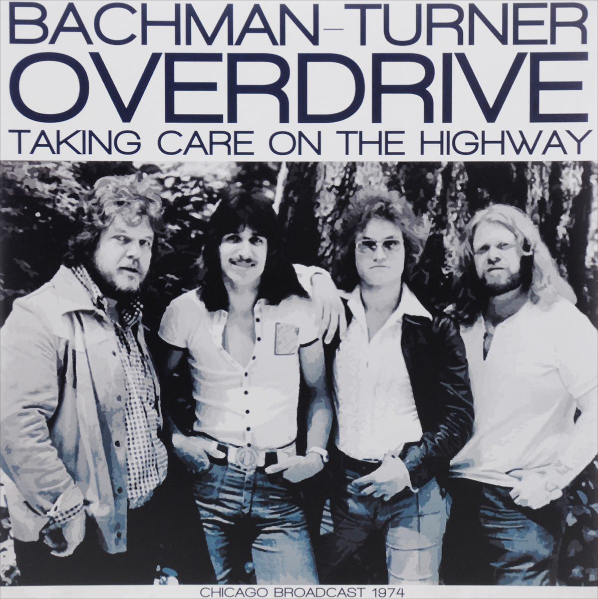 Bachman-Turner Overdrive Bachman-Turner Overdrive. Taking Care On The Highway (2 LP) eric shanes william turner