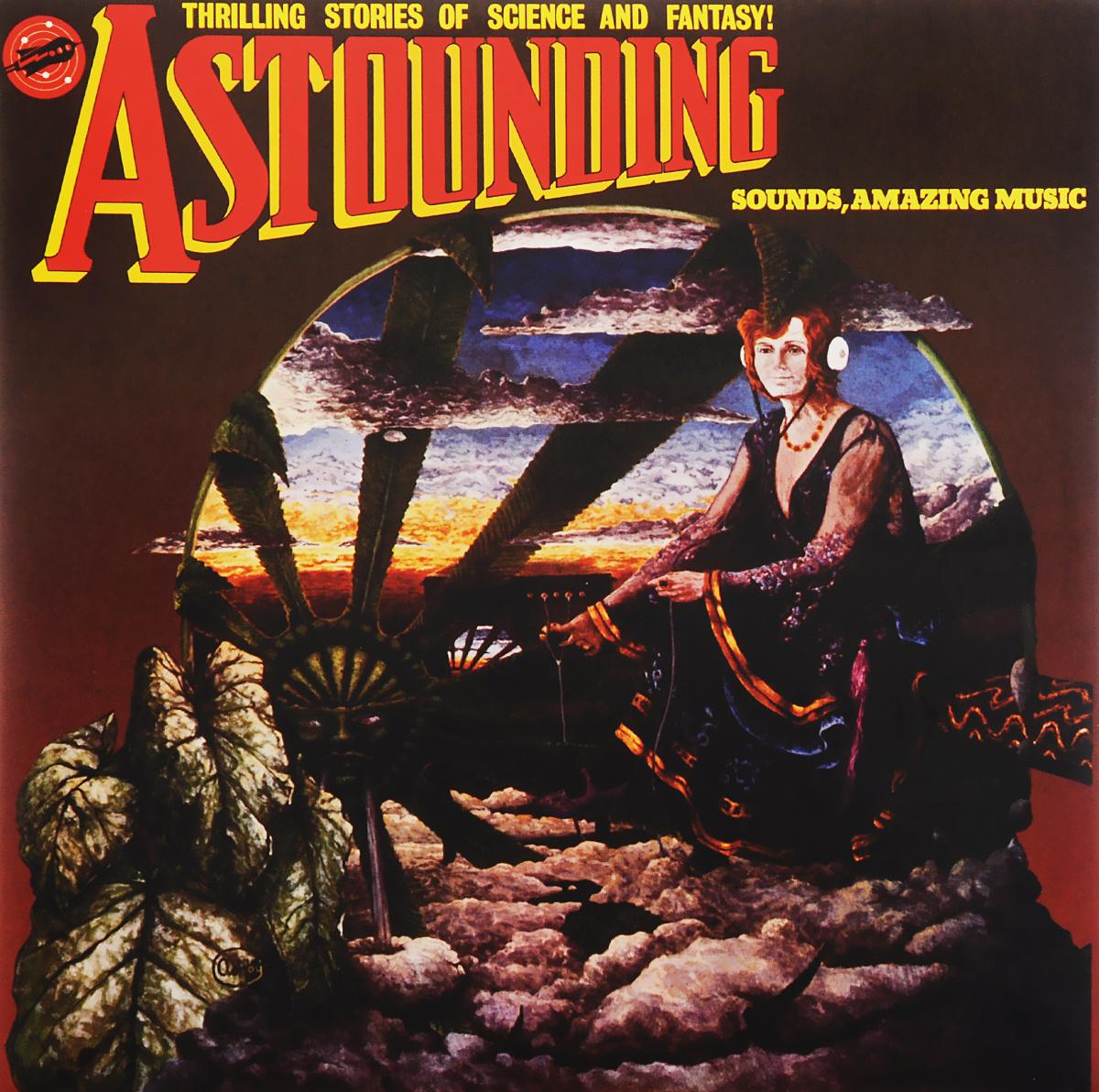 Hawkwind Hawkwind. Astounding Sounds, Amazing Music (2 LP) bud powell the amazing lp