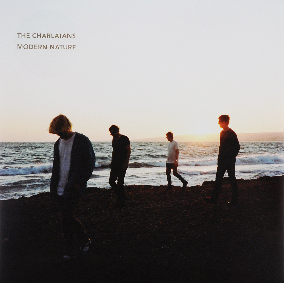 The Charlatans The Charlatans. Modern Nature (LP) + CD the trespasser