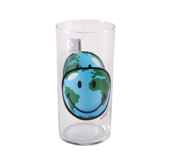 Стакан Luminarc Smiley World, 270 млVT-1520(SR)Стакан Luminarc Smiley World изготовлен из высококачественного стекла. Такой стакан прекрасно подойдет для горячих и холодных напитков. Он дополнит коллекцию вашей кухонной посуды и будет служить долгие годы. Можно использовать в посудомоечной машине и СВЧ. Диаметр стакана (по верхнему краю): 6 см. Высота: 12,5 см.