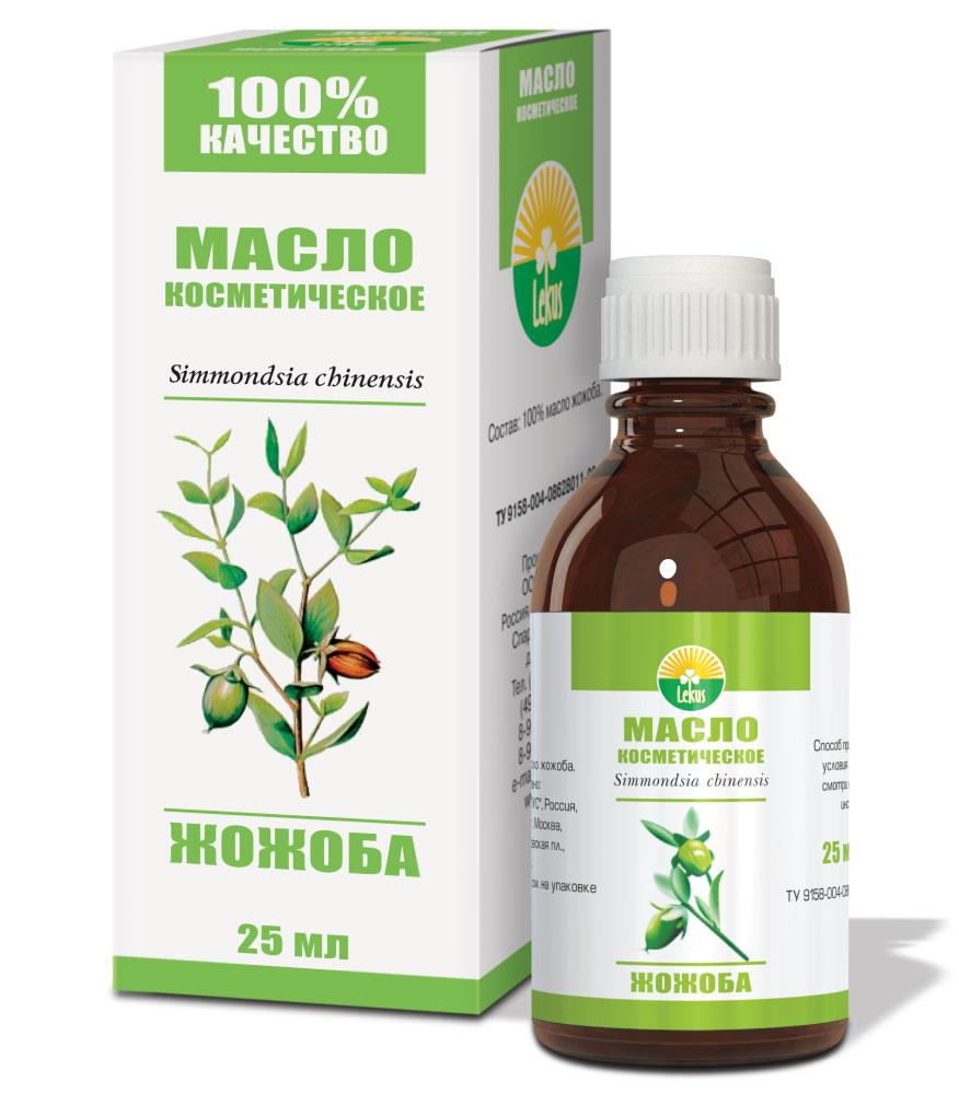 Радуга ароматов Жожоба масло косметическое, 25 мл4232Косметическое действие: масло жожоба обладает влагозащитными свойствами, даже в очень сухом и горячем воздухе задерживает в клетках кожи влагу, тем самым поддерживая свежий и эластичный вид. Большое содержание в масле жожоба естественного антиоксиданта - витамина Е, замедляет процесс увядания кожи и насыщает ее полезными жирными кислотами. Маслу жожоба под силу привести в порядок даже сильно обезвоженную, шелушащуюся и шершавую кожу. Имеет солнцезащитные свойства, адаптирует кожу к солнечному излучению. Масло жожоба укрепляет волосы, препятствует их выпадению, придает им блеск и сияние. Особенно полезно применение масла при поврежденных, ломких, с посеченными кончиками, часто подвергающихся окрашиванию и завивке волосах (маска для волос, уход). Массаж с использованием масла жожоба доставит массу приятных ощущений, омолодит Вашу кожу, придаст ей здоровый цвет. Применяется для профилактики целлюлита, для борьбы с растяжками и уменьшения объемов тела, для очищения организма от шлаков и токсинов (горячее масляное обертывание). Масло жожоба используется в качестве основного масла в ароматерапии с добавлением 2-5 капель эфирного масла.Способы применения:Массаж: применяется как в чистом виде, так и в сочетании с эфирными маслами. При антицеллюлитном массаже: добавьте 4-6 капель эфирного масло грейпфрута или апельсина на 20 мл масла жожоба. Горячие масляные маски: на хлопчатобумажную салфетку, смоченную в горячей воде и отжатую, нанести 7-10 капель масла жожоба и наложить на лицо и шею на 20-30 мин, накрыв сверху полотенцем. Рекомендуется делать 1-2 раза в месяц.Горячее масляное обертывание: смешать 50 мл масла жожоба и 3-4 капли любимого Вами эфирного масла (апельсин, лимон, лаванда, роза и т.д.). Приготовленную смесь подогреть в закрытом сосуде на паровой бане до 38-40°С и нанести на кожу. После этого обработанные участки оборачиваются целлофановой пленкой. Для сохранения тепла можно воспользоваться теплой одеждой или о