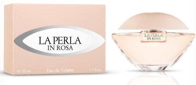 LA PERLA IN ROSA WOMAN парфюмированная вода 80МЛ1301210Фруктовые, шипровые. Груша, красный перец, малина, роза, фиалка, цикламен, амбра, пачули, сандаловое дерево