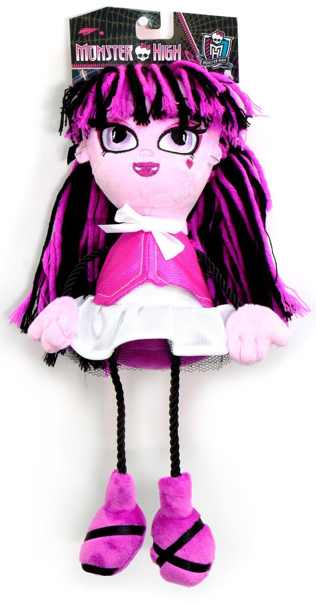 Monster High Кукла плюшевая Дракулаура
