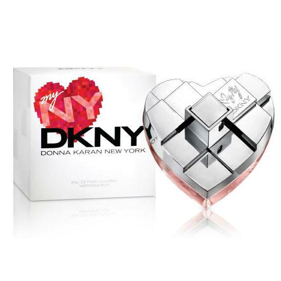 DKNY MY NY WOMAN парфюмированная вода 30МЛперфорационные unisexЦветочные, шипровые. Гальбанум, малина, перец, жасмин, корень ириса, фрезия, амбра, ваниль, мускус, пачули
