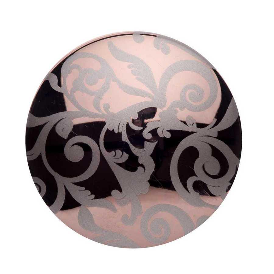 Клипсы магнитные для штор SmolTtx Ажур, цвет: розовый, серый, длина 30 смSVC-300Магнитные клипсы SmolTtx Ажур предназначены для придания формы шторам. Они оформлены ажурным узором. Изделие представляет собой соединенные тросиком два элемента, на внутренней поверхности которых расположены магниты.С помощью такой клипсы можно зафиксировать портьеры, придать им требуемое положение, сделать складки симметричными или приблизить портьеры, скрепить их.Следует отметить, что такие аксессуары для штор выполняют не только практическую функцию, но также являются одной из основных деталей декора, которая придает шторам восхитительный, стильный внешний вид. Диаметр клипсы: 4,5 см.Длина троса: 30 см.Длина троса (с учетом клипс): 38,5 см.