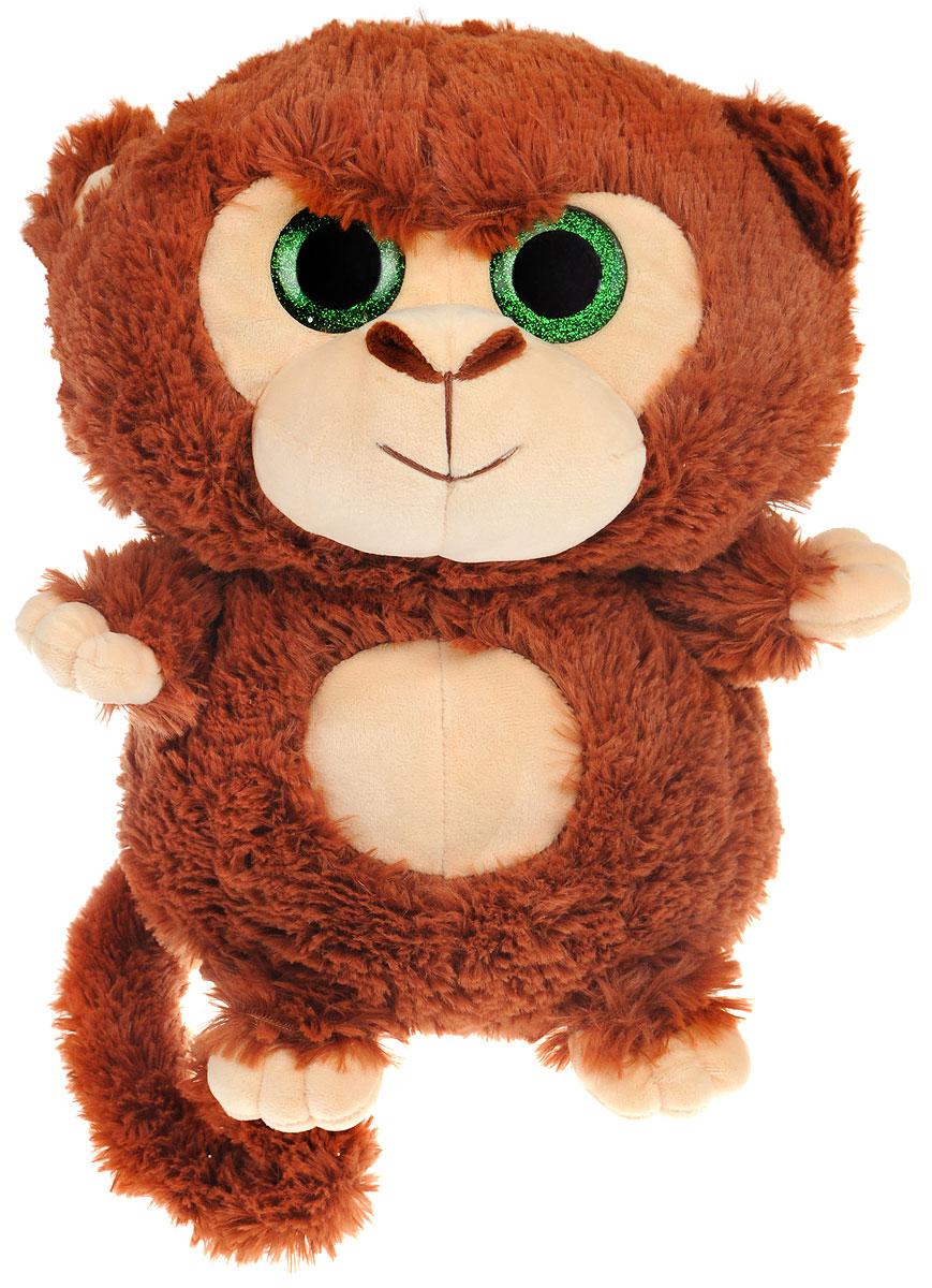 где купить СмолТойс Мягкая игрушка Обезьянка 30 см по лучшей цене