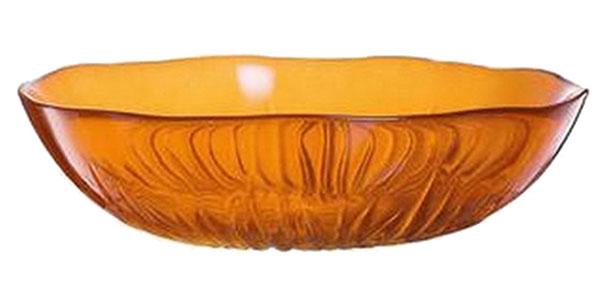 Салатник Luminarc Soleil Yellow, диаметр 14,5 см115510Салатник Luminarc Soleil Yellow, выполненный из ударопрочного стекла, декорирован рельефными узорами. Изящный дизайн придется по вкусу и ценителям классики, и тем, кто предпочитает утонченность. Салатник Luminarc Soleil Yellow идеально подойдет для сервировки стола и станет отличным подарком к любому празднику.Диаметр (по верхнему краю): 14,5 см.