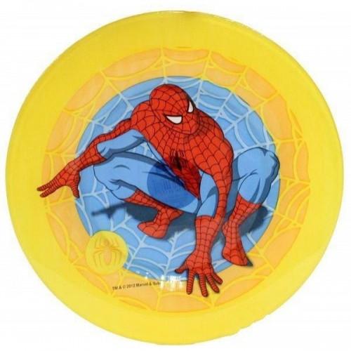 Тарелка десертная Luminarc Spiderman Comic Book, диаметр 19.5 смW06132020Десертная тарелка Luminarc Spiderman Comic Book, изготовленная из ударопрочного стекла, декорирована изображением героя мультфильма Человек-паук. Такая тарелка прекрасно подходит как для торжественных случаев, так и для повседневного использования. Идеальна для подачи десертов, пирожных, тортов и многого другого. Она прекрасно оформит стол и станет отличным дополнением к вашей коллекции кухонной посуды. Диаметр тарелки (по верхнему краю): 19,5 см.