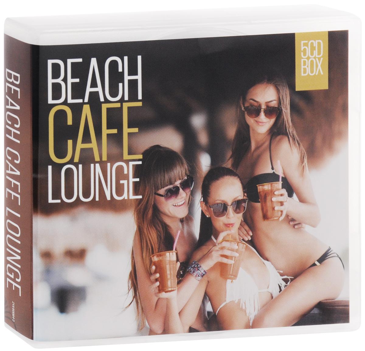 Beach Cafe Lounge (5 CD)