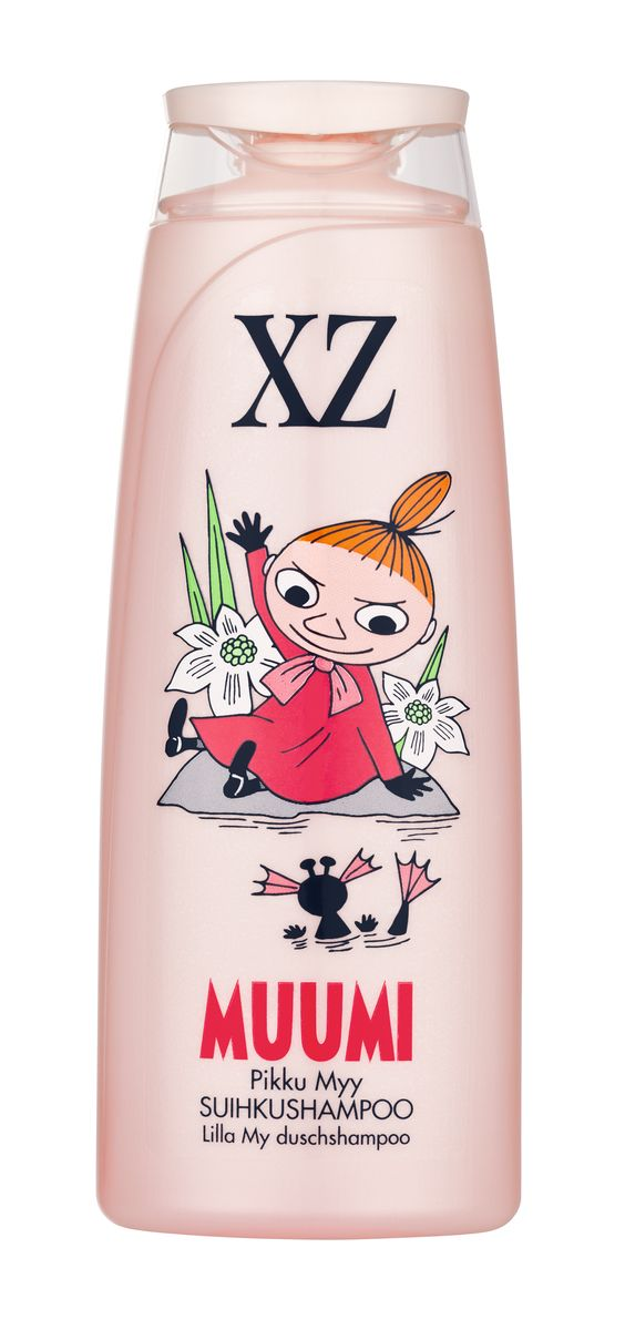XZ Muumi Шампунь детский Pikku Myy для тела и волос 250 млFS-00897Шампунь для тела и волос Pikku Myy создан для мытья нежных детских волос и чувствительной кожи. Не раздражает слизистую оболочку глаз. Ароматизаторы, входящие в состав, не вызывают аллергию. Не содержит красителей, силикон и компоненты на основе силикона.Товар сертифицирован.
