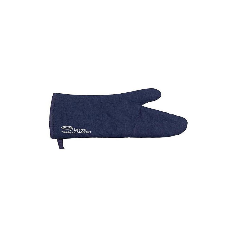 Варежка-прихватка Horwood Stellar, цвет: темно-синий, 30 см х 13,5 смAMC-00070Варежка-прихватка Horwood Stellar изготовлена из хлопка. Изделие оснащено текстильной петелькой для подвешивания на крючок. С помощью такой прихватки ваши руки будут защищены от ожогов, когда вы будете ставить в печь или доставать из нее выпечку.