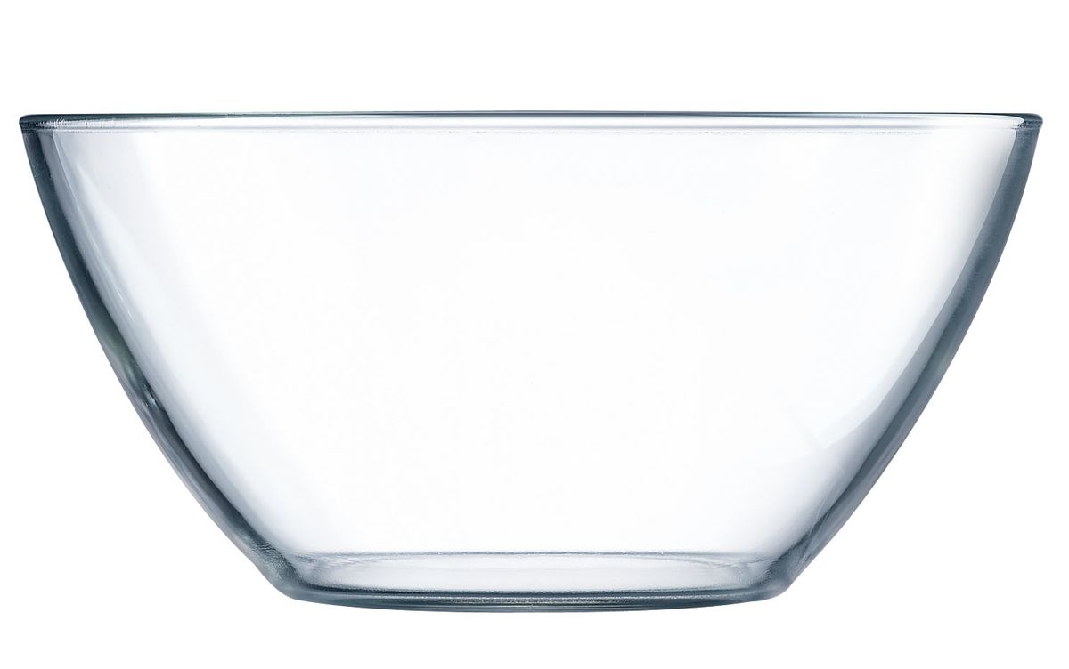 Салатник Luminarc Cosmos, диаметр 23 см115510Салатник Luminarc Cosmos отлично подойдет для подачи салатов из свежих овощей и фруктов, насыщая каждого участника трапезы полезными витаминами. Простой и универсальный салатник на каждый день изготовлен из качественного стекла, безопасен при контакте с пищевыми продуктами, не выделяет вредных веществ. Диаметр салатника: 23 см.