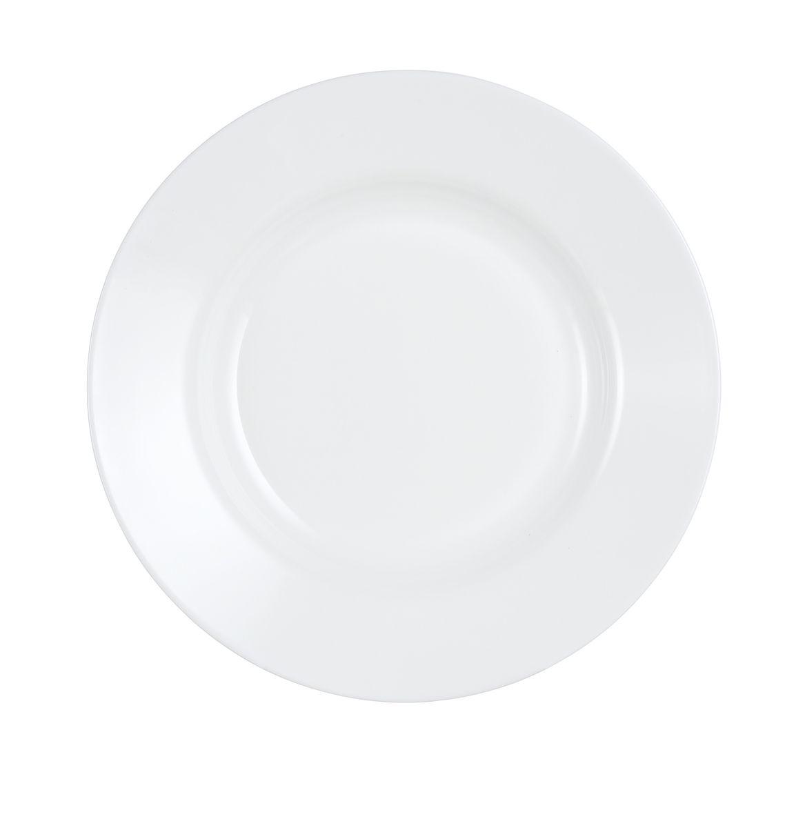 Тарелка глубокая Luminarc Everyday, 22 х 22 см115510Глубокая тарелка Luminarc Everyday выполнена изударопрочного стекла и оформлена в классическом стиле.Изделие сочетает в себе изысканный дизайн с максимальнойфункциональностью. Она прекрасно впишется винтерьер вашей кухни и станет достойным дополнениемк кухонному инвентарю. Тарелка Luminarc Everyday подчеркнет прекрасный вкус хозяйкии станет отличным подарком. Размер (по верхнему краю): 22 х 22 см.