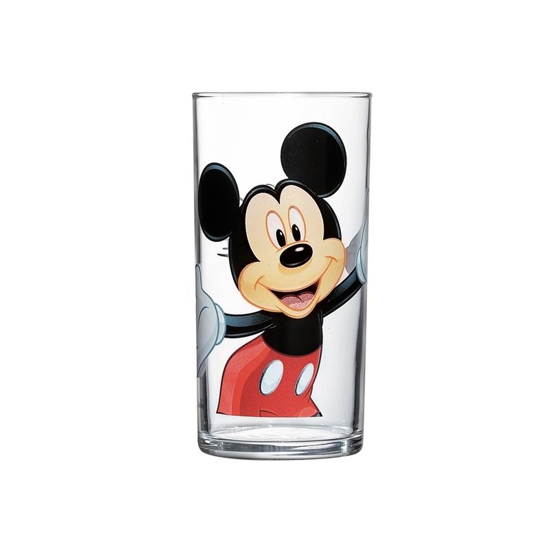 Стакан Luminarc Mickey Colors, 270 мл4630003364517Стакан Luminarc Mickey Colors, изготовлен из высококачественного стекла. Такой стакан прекрасно подойдет для горячих и холодных напитков. Он дополнит коллекцию вашей кухонной посуды и будет служить долгие годы. Можно мыть в посудомоечной машине.