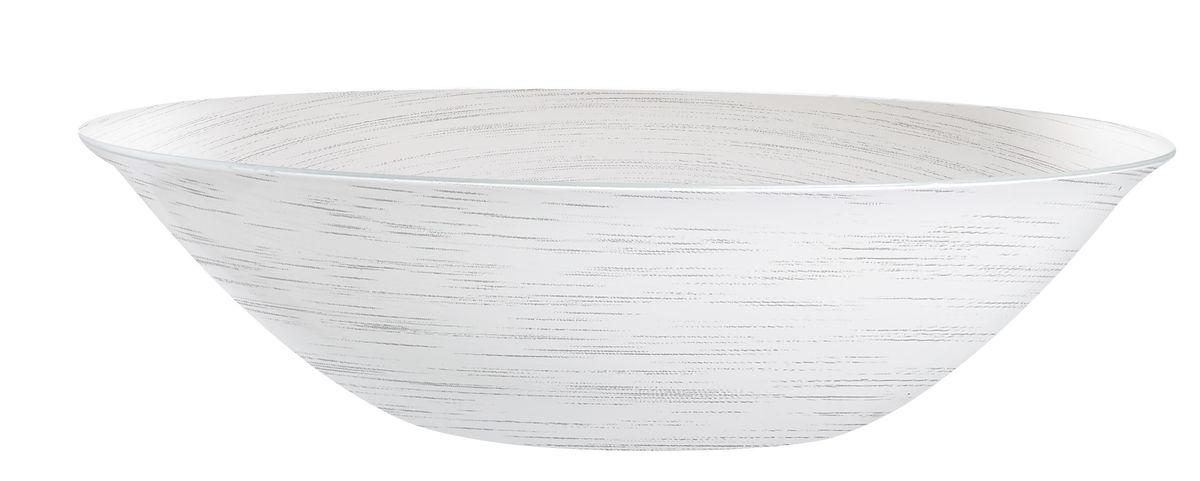 Миска Luminarc Stonemania, цвет: белый, серый, диаметр 16,5 см54 009312Миска Luminarc Stonemania выполнена из высококачественного стекла. Изделие сочетает в себеизысканный дизайн с максимальной функциональностью. Она прекрасно впишется в интерьер вашей кухни и станет достойным дополнением к кухонному инвентарю. Миска Stonemania подчеркнет прекрасный вкус хозяйки и станет отличным подарком. Диаметр миски (по верхнему краю): 16,5 см. Высота стенки: 4,5 см.