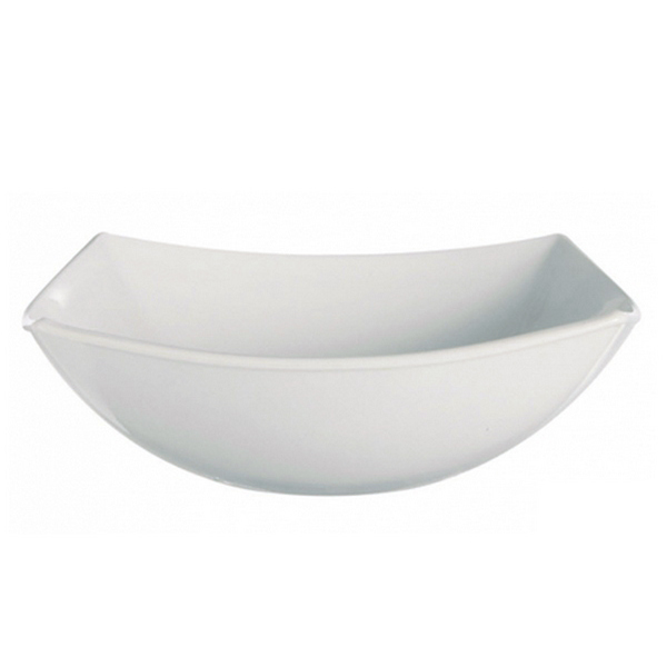 Салатник Luminarc Quadrato, диаметр 13 см115610Салатник Quadrato от Luminarc из качественного ударопрочного стекла пригодится на каждой кухне. В нем можно подавать холодные закуски, легкие салаты, снеки к чаю. Выполненная в духе азиатских традиций белоснежная пиала украсит ваш стол и подарит эстетическое наслаждение. Диаметр салатника - 13 см. Можно использовать в СВЧ-печи и посудомоечной машине.