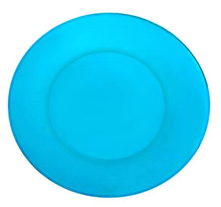 Тарелка глубокая Luminarc Arty Azur, диаметр 20 смH3658Глубокая тарелка Arty Azur надежной марки Luminarc – интересное решение для кухонь и столовых в классическом и современном дизайне. Глянцевая тарелка насыщенного голубого цвета украсит стол и добавит яркости и оригинальности сервировке. Тарелка изготовлена из ударопрочного стекла, которое не впитывает запахи и обладает антибактериальными свойствами. Ее можно мыть в посудомоечной машине и использовать в микроволновой печи.