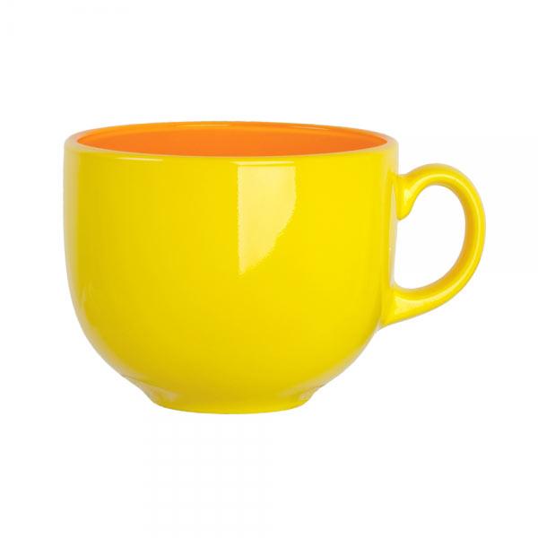 Кружка Luminarc Джамбо. Spring Break, 400 мл115610Кружка Luminarc Джамбо. Spring Break изготовлена из ударопрочного стекла. Такая кружка прекрасно подойдет для горячих и холодных напитков. Она дополнит коллекцию вашей кухонной посуды и будет служить долгие годы.