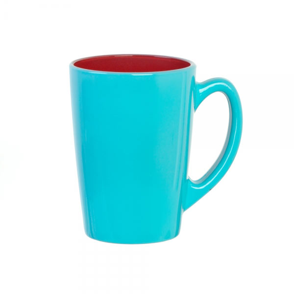 Кружка Luminarc Spring Break, цвет: голубой, малиновый, 320 мл115510Кружка Luminarc Spring Break изготовлена из упрочненного стекла. Такая кружка прекрасно подойдет для горячих и холодных напитков. Она дополнит коллекцию вашей кухонной посуды и будет служить долгие годы. Объем кружки: 320 мл.Диаметр кружки (по верхнему краю): 8 см.Высота кружки: 11 см.