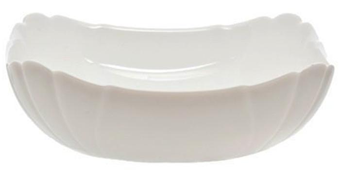 Салатник Luminarc Lotusia, 12 х 12 см115510Салатник Luminarc Lotusia выполнен в современном дизайне и подойдет для использования в любых интерьерах. Салатник, размером 12 х 12 сантиметров можно использовать для подачи холодных закусок, снеков или сладостей на общий стол. Он произведен известной маркой Luminarc из качественного ударопрочного стекла, долговечен, не впитывает запахи и обладает антибактериальными свойствами. Салатник можно мыть в посудомоечной машине и использовать в СВЧ-печи.Высота салатника: 5 см.