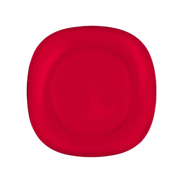 Тарелка десертная Luminarc Colorama, цвет: красный, 18 х 18 смJ7770Тарелка десертная Luminarc Colorama изготовлена из ударопрочного стекла. Такая тарелка прекрасно подходит как для торжественных случаев, так и для повседневного использования. Идеальна для подачи десертов, пирожных, тортов и многого другого. Она прекрасно оформит стол и станет отличным дополнением к вашей коллекции кухонной посуды. Изделие можно мыть в посудомоечной машине, ставить в микроволновую печь и холодильник.