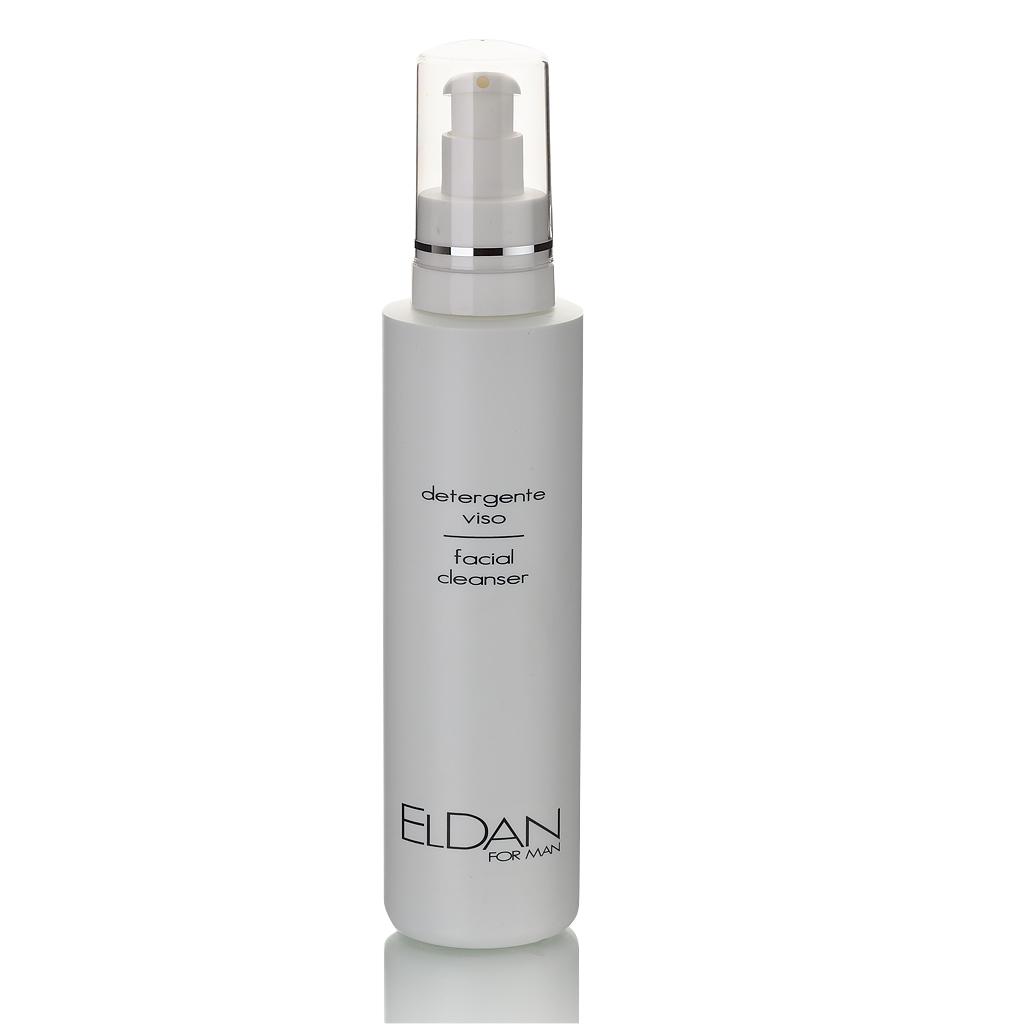 ELDAN cosmetics Очищающий гель для лица Le Prestige for man, 250 млELD-83Нежный гель, предназначенный для очищения лица от поверхностного загрязнения. Идеально подходит для чувствительной кожи склонной к раздражению. Обладает противовоспалительным, антисептическим и успокаивающим действием, помогает коже сохранить естественный уровень увлажненности кожи. Рекомендуется в ежедневный уход, подготавливает к бритью, придает коже энергию и ощущение свежести.