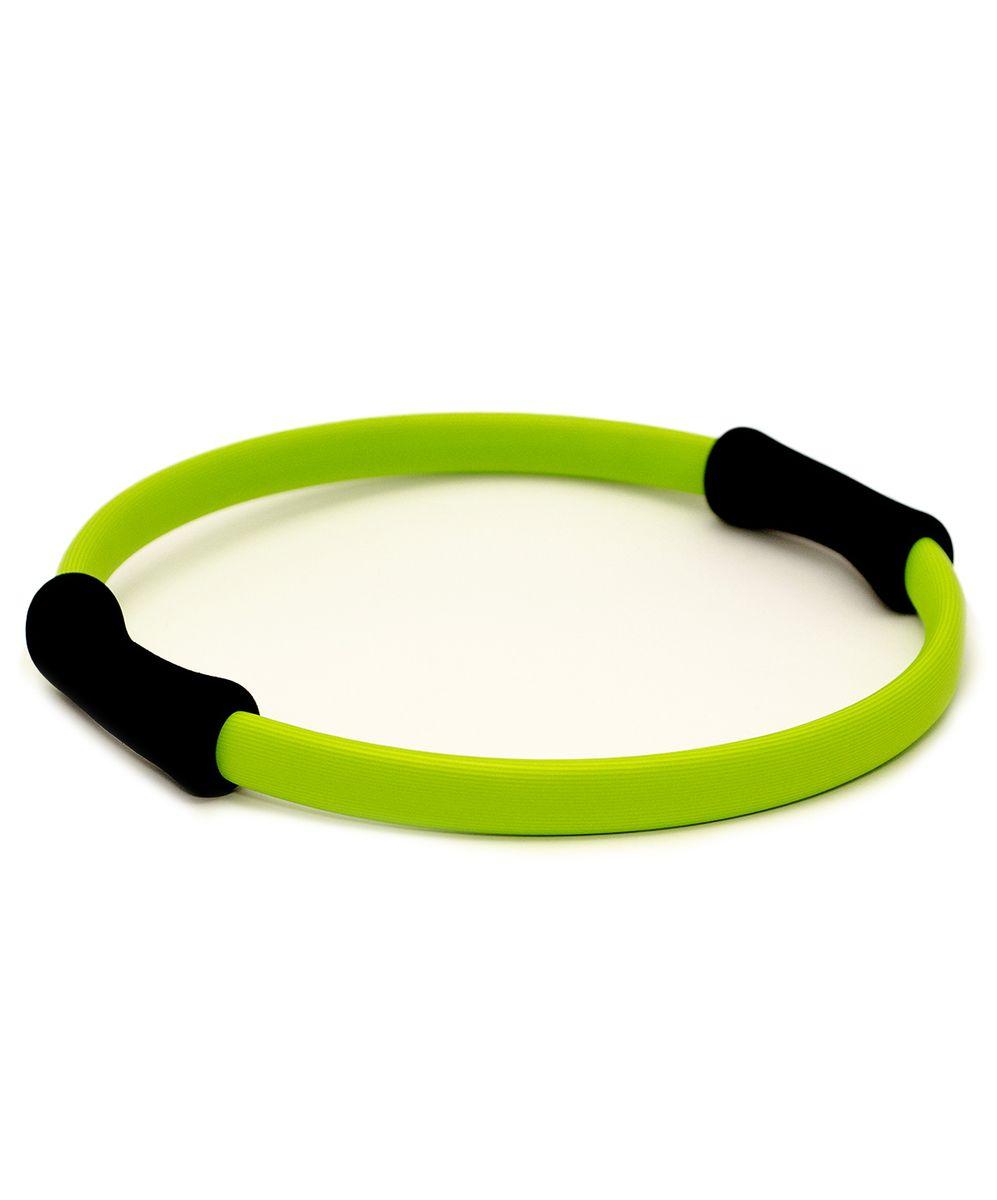 Кольцо для пилатеса Starfit FA-401, цвет: зеленый, диаметр 39 смУТ-00007253Кольцо для пилатеса Starfit поможетэффективно добитьсястройных, красивых ног, правильной формы груди, упругих ягодиц.Изотоническое кольцо - это великолепный тренажер для проблемных зон женского тела. При помощи этогоуникального тренажера,вы сможете эффективно работать попеременно над внешней и над внутренней поверхностью бедер,тренировать мышцы груди и ягодиц.Регулярное использованиеизотонического кольца и уже за короткое время можноукрепить практически все мышцы тела,сбросить лишние килограммы,обрести стройную фигуру. Внешний диаметр кольца: 39 см.Внутренний диаметр кольца: 35 см.Ширина кольца: 3 см.Длина хвата: 14 см.Диаметр хвата: 3,5 см.