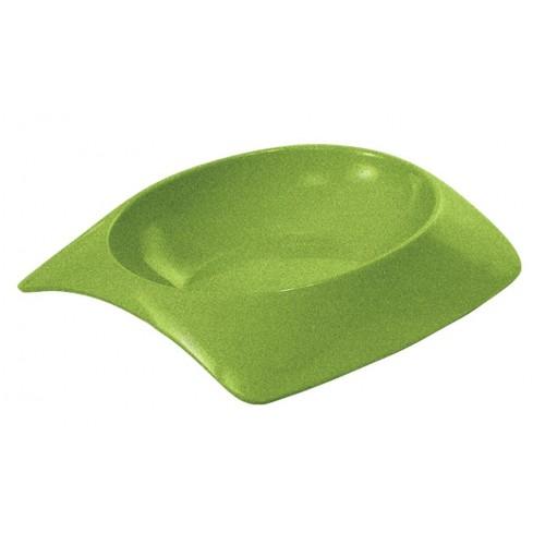 Миска для животных VanNess, цвет: зеленый, 1,4 л. 1004 миска для животных vanness цвет горчичный 236 мл