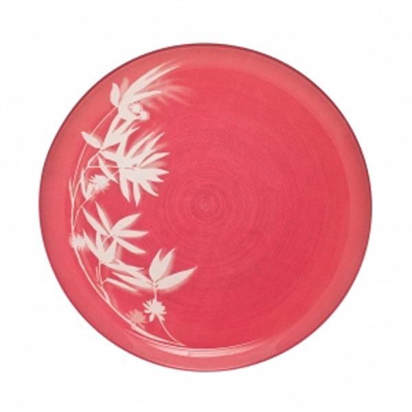 Тарелка обеденная Luminarc Darjeeling Pink, диаметр 25 см115510Обеденная тарелка Luminarc Darjeeling Pink, изготовленная из высококачественного стекла, украшена ярким цветочным рисунком. Изящный дизайн придется по вкусу и ценителям классики, и тем, кто предпочитает утонченность. Тарелка Luminarc Darjeeling Pink идеально подойдет для сервировки стола и станет отличным подарком к любому празднику.Диаметр (по верхнему краю): 25 см.