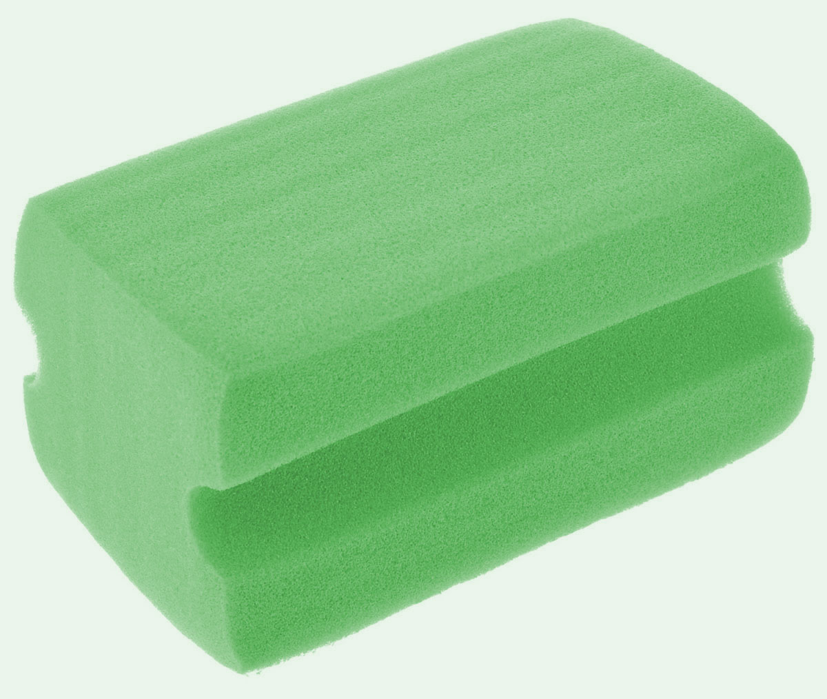 Губка для мытья автомобиля Sapfire Альфа, цвет: зеленый0416-SBUГубка Sapfire Альфа, изготовленная из пенополиуретана, обеспечивает бережный уход за лакокрасочным покрытием автомобиля, обладает высокими абсорбирующими свойствами. При использовании с моющими средствами изделие создает обильную пену. Губка Sapfire Альфа мягкая, способная сохранять свою форму даже после многократного использования.