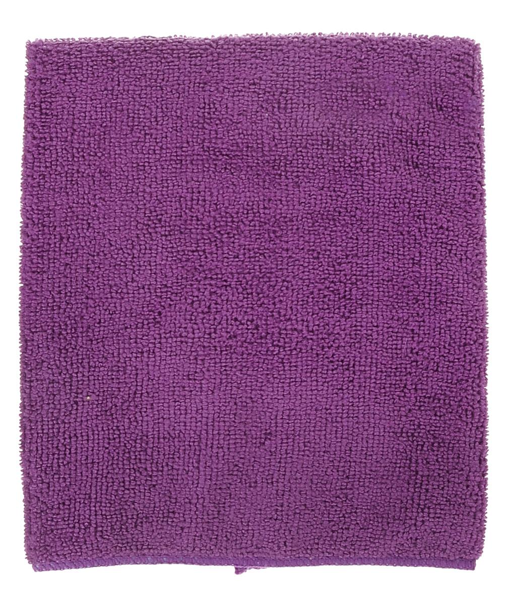 Салфетка универсальная York Prestige, впитывающая, цвет: фиолетовый, 38 х 38 см2613Салфетка York Prestige, изготовленная из микрофибры (полиамида и полиэстера), предназначена для сухой и влажной уборки. Подходит для ухода за любыми поверхностями. Не оставляет разводов и ворсинок. Обладает отличными впитывающими свойствами.