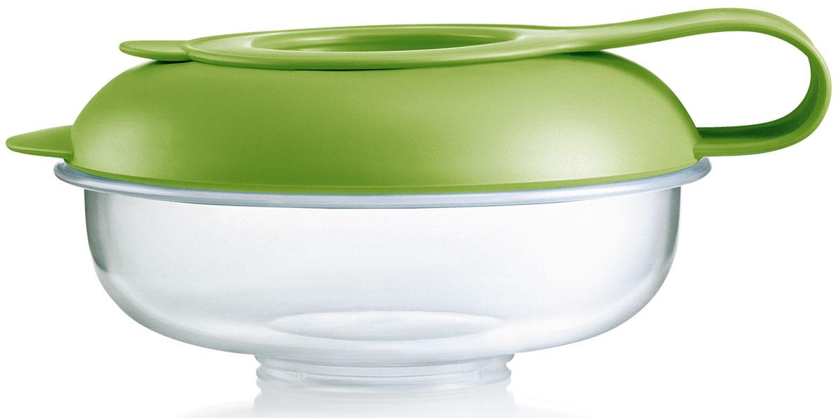MAM Контейнер для детского питания Snack Box цвет зеленый