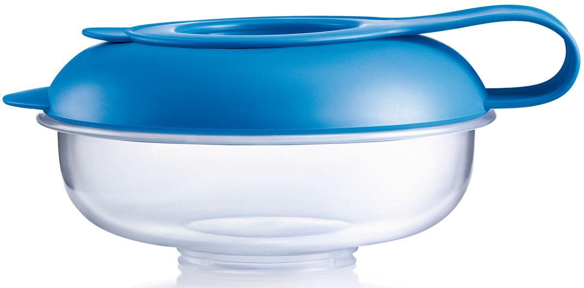 MAM Контейнер для детского питания Snack Box цвет синий