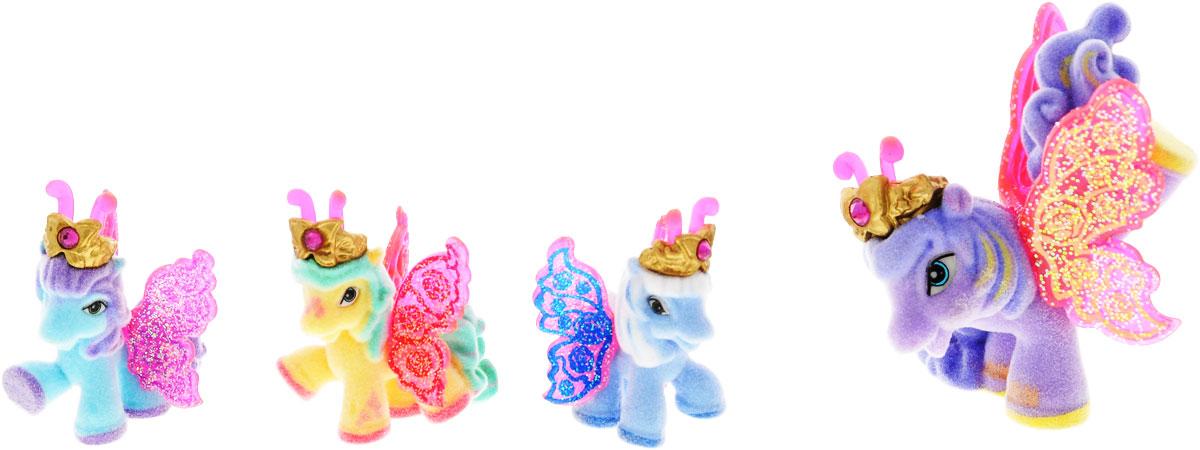 Filly Dracco Набор игровой Filly Бабочки с блестками Волшебная семья Lotus игровые наборы dracco набор игровой filly русалочки танцевальная сцена