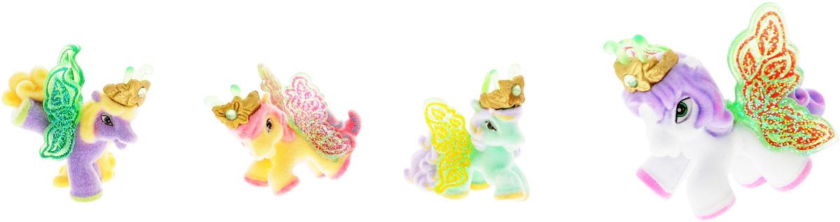 Filly Dracco Набор игровой Filly Бабочки с блестками Волшебная семья Nina игровые наборы dracco набор игровой filly русалочки танцевальная сцена