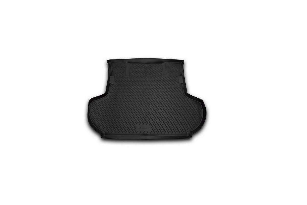 Коврик автомобильный Novline-Autofamily для Citroen C-Crosser кроссовер 2007-, в багажникECNCHV00002Автомобильный коврик Novline-Autofamily, изготовленный из полиуретана, позволит вам без особых усилий содержать в чистоте багажный отсек вашего авто и при этом перевозить в нем абсолютно любые грузы. Этот модельный коврик идеально подойдет по размерам багажнику вашего автомобиля. Такой автомобильный коврик гарантированно защитит багажник от грязи, мусора и пыли, которые постоянно скапливаются в этом отсеке. А кроме того, поддон не пропускает влагу. Все это надолго убережет важную часть кузова от износа. Коврик в багажнике сильно упростит для вас уборку. Согласитесь, гораздо проще достать и почистить один коврик, нежели весь багажный отсек. Тем более, что поддон достаточно просто вынимается и вставляется обратно. Мыть коврик для багажника из полиуретана можно любыми чистящими средствами или просто водой. При этом много времени у вас уборка не отнимет, ведь полиуретан устойчив к загрязнениям.Если вам приходится перевозить в багажнике тяжелые грузы, за сохранность коврика можете не беспокоиться. Он сделан из прочного материала, который не деформируется при механических нагрузках и устойчив даже к экстремальным температурам. А кроме того, коврик для багажника надежно фиксируется и не сдвигается во время поездки, что является дополнительной гарантией сохранности вашего багажа.Коврик имеет форму и размеры, соответствующие модели данного автомобиля.