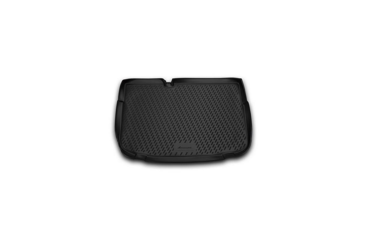 Коврик автомобильный Novline-Autofamily для Citroen C3 V2 хэтчбек 2010-, в багажник. CARCRN000340116020801Автомобильный коврик Novline-Autofamily, изготовленный из полиуретана, позволит вам без особых усилий содержать в чистоте багажный отсек вашего авто и при этом перевозить в нем абсолютно любые грузы. Этот модельный коврик идеально подойдет по размерам багажнику вашего автомобиля. Такой автомобильный коврик гарантированно защитит багажник от грязи, мусора и пыли, которые постоянно скапливаются в этом отсеке. А кроме того, поддон не пропускает влагу. Все это надолго убережет важную часть кузова от износа. Коврик в багажнике сильно упростит для вас уборку. Согласитесь, гораздо проще достать и почистить один коврик, нежели весь багажный отсек. Тем более, что поддон достаточно просто вынимается и вставляется обратно. Мыть коврик для багажника из полиуретана можно любыми чистящими средствами или просто водой. При этом много времени у вас уборка не отнимет, ведь полиуретан устойчив к загрязнениям.Если вам приходится перевозить в багажнике тяжелые грузы, за сохранность коврика можете не беспокоиться. Он сделан из прочного материала, который не деформируется при механических нагрузках и устойчив даже к экстремальным температурам. А кроме того, коврик для багажника надежно фиксируется и не сдвигается во время поездки, что является дополнительной гарантией сохранности вашего багажа.Коврик имеет форму и размеры, соответствующие модели данного автомобиля.